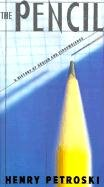 Pencil A History of Design and Circumstance  1992 edition cover