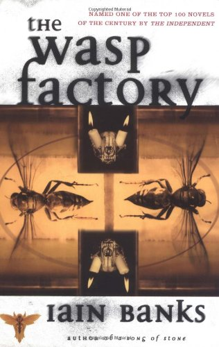 Wasp Factory   1998 edition cover