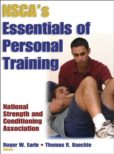 NSCA's Essentials of Personal Training   2004 edition cover
