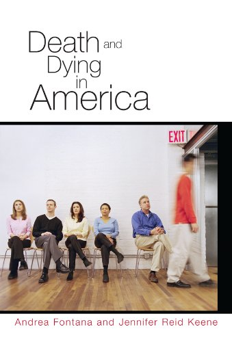 Death and Dying in America   2009 edition cover