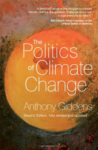 Politics of Climate Change  2nd 2011 edition cover