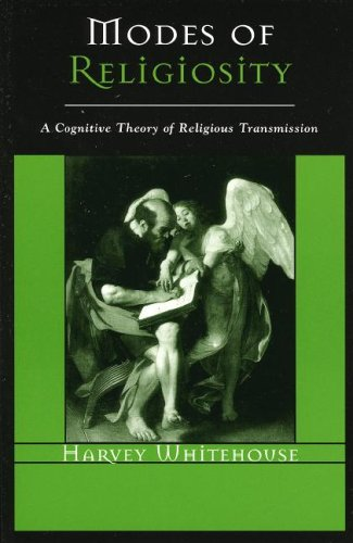 Modes of Religiosity A Cognitive Theory of Religious Transmission  2004 9780759106154 Front Cover