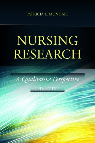 Nursing Research A Qualitative Perspective 5th 2012 (Revised) edition cover