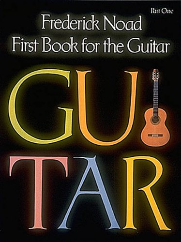 First Book for the Guitar  N/A edition cover