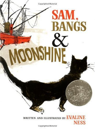 Sam, Bangs and Moonshine  Revised edition cover