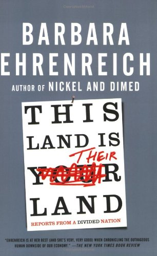 This Land Is Their Land Reports from a Divided Nation N/A edition cover