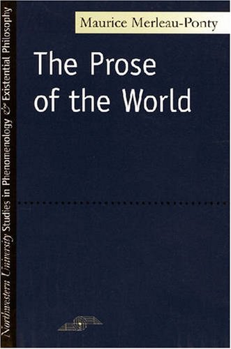 Prose of the World  N/A edition cover