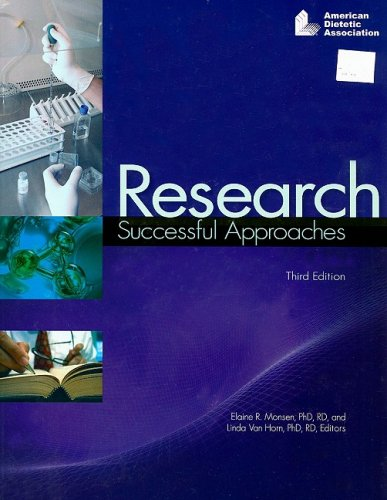 Research Successful Approaches 3rd 2008 edition cover