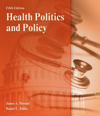 Health Politics and Policy  5th 2015 edition cover