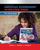 American Government and Politics Today + Mindtap Political Science Access Card: The Essentials 2015-2016  2015 edition cover