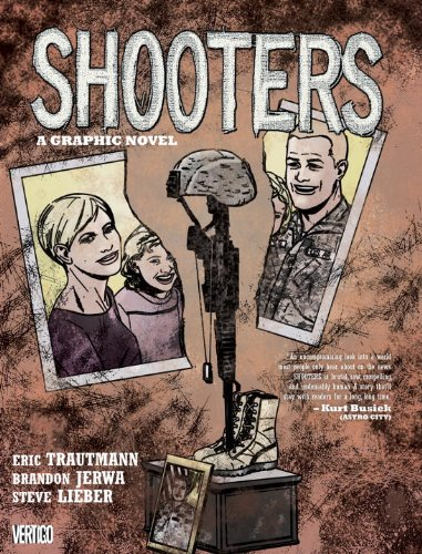 Shooters   2011 9781401222154 Front Cover