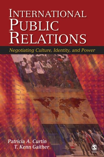 International Public Relations Negotiating Culture, Identity, and Power  2007 edition cover