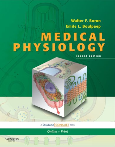 Medical Physiology With Student Consult Online Access 2nd 2009 edition cover