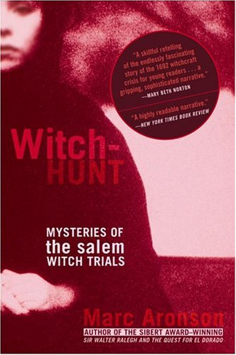 Witch-Hunt Mysteries of the Salem Witch Trials  2005 (Reprint) edition cover