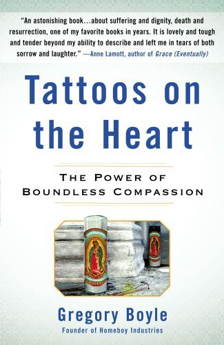 Tattoos on the Heart The Power of Boundless Compassion N/A 9781439153154 Front Cover