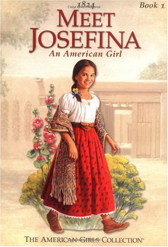 Meet Josefina   2000 edition cover