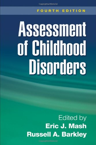 Assessment of Childhood Disorders  4th 2007 (Revised) edition cover