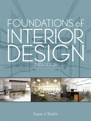 Foundations of Interior Design  2nd 2013 edition cover