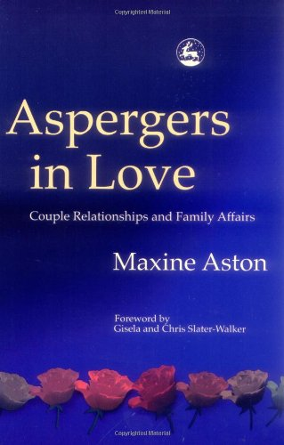 Aspergers in Love   2003 edition cover