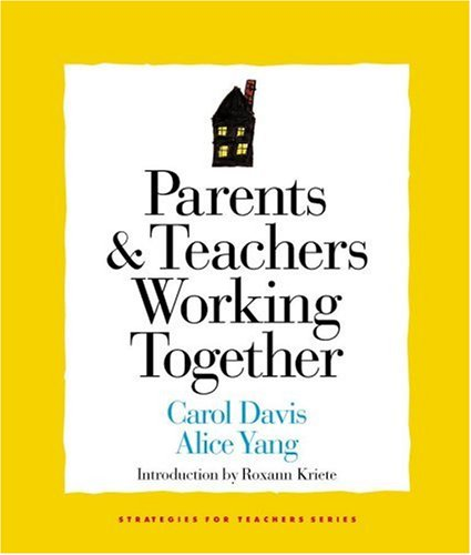 Parents and Teachers Working Together   2005 edition cover