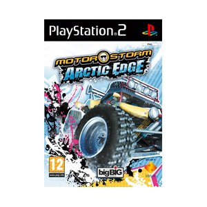 MotorStorm: Arctic Edge (PS2) PlayStation2 artwork