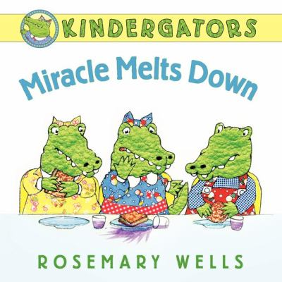 Kindergators: Miracle Melts Down  N/A 9780061921155 Front Cover