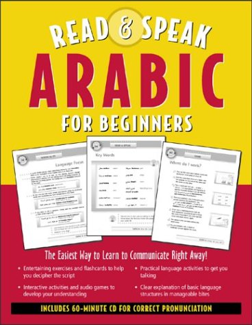 Read and Speak Arabic for Beginners   2004 9780071412155 Front Cover