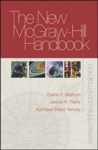 New Mcgraw-Hill Handbook   2007 edition cover