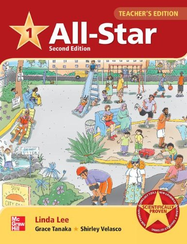 All Star Level 1 Teacher's Edition  2nd (Revised) edition cover