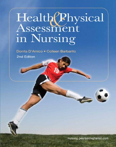 Health and Physical Assessment in Nursing  2nd 2012 (Revised) edition cover