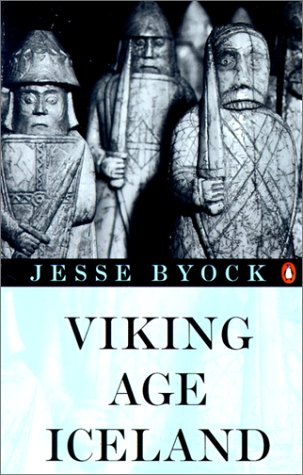 Viking Age Iceland   2001 edition cover