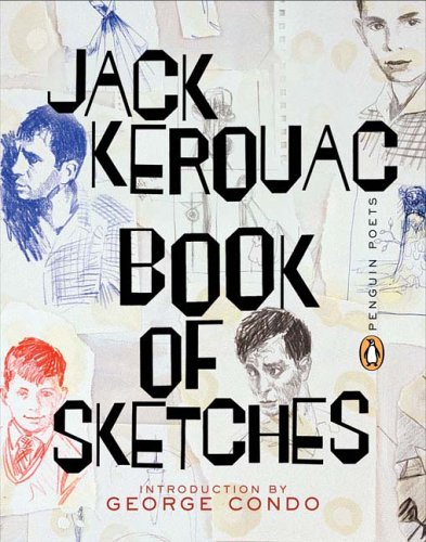 Book of Sketches 1952-57  2006 edition cover