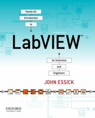 Hands-On Introduction to LabVIEW for Scientists and Engineers  2nd 2012 edition cover