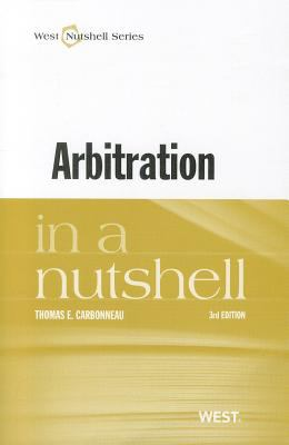 Arbitration  3rd 2012 (Revised) 9780314276155 Front Cover