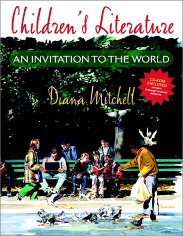 Children's Literature An Invitation to the World  2003 edition cover