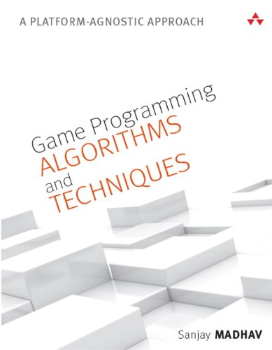 Game Programming Algorithms and Techniques A Platform-Agnostic Approach  2014 edition cover