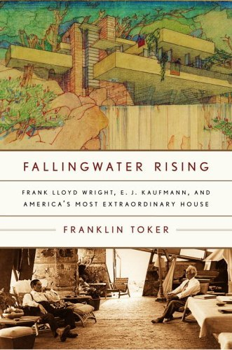 Fallingwater Rising Frank Lloyd Wright, E. J. Kaufmann, and America's Most Extraordinary House  2003 edition cover