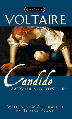 Candide, Zadig and Selected Stories  N/A edition cover