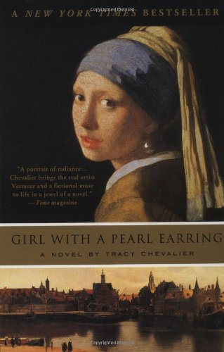 Girl with a Pearl Earring   1999 (Reprint) edition cover