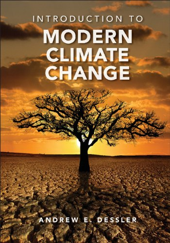 Introduction to Modern Climate Change   2012 edition cover