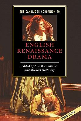 Cambridge Companion to English Renaissance Drama  2nd 2003 (Revised) 9780521821155 Front Cover