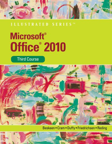 Microsoft� Office 2010   2012 9780538748155 Front Cover
