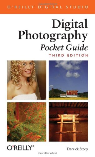 Digital Photography Pocket Guide Pocket Guide 3rd 2005 9780596100155 Front Cover