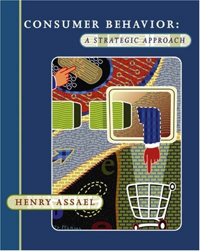 Consumer Behavior A Strategic Approach  2004 edition cover