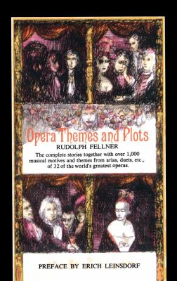 Opera Theme Plot   1971 edition cover