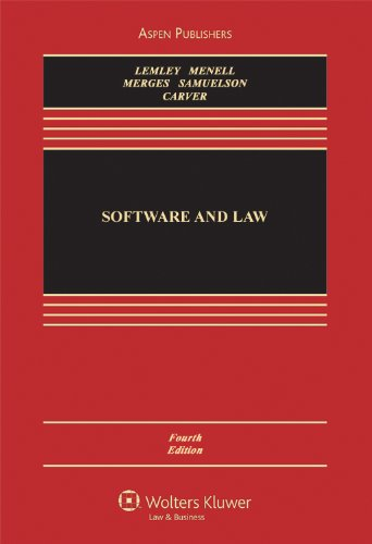 Software and Internet Law  4th 2011 (Revised) edition cover