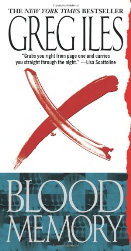 Blood Memory   2005 edition cover