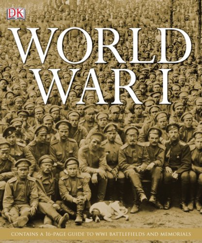 World War I   2009 edition cover