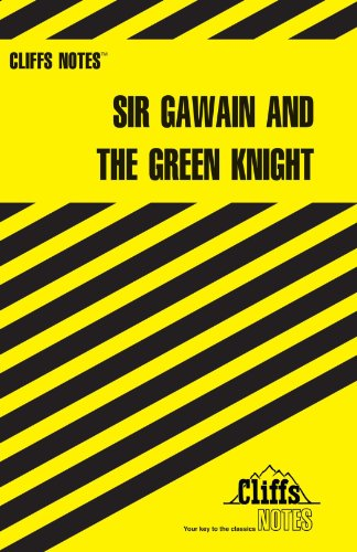 Sir Gawain and the Green Knight   1967 edition cover
