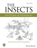 Insects An Outline of Entomology 5th 2015 9781118846155 Front Cover